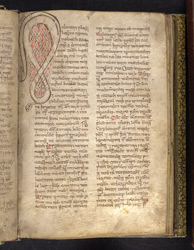In A Volume Of Miscellaneous Prose And Verse Theological Texts f.27r
